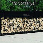 Half Cord Firewood Rack